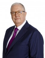 John Connolly, Chairman, Amec Foster Wheeler