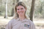 Michelle Hatwood, Freeport-McMoRan Audubon Species Survival Center Curator