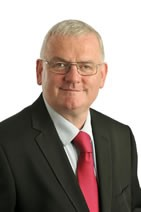 Councillor Kieran Quinn, Chair of the Greater Manchester Pension Fund