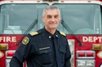 Fire Chief Steve Dongworth