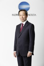 Shoei Yamana, CEO and President of Konica Minolta Inc.