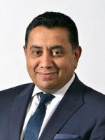Aviation Minister, Lord Ahmad of Wimbledon