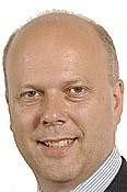 Secretary of State for Transport, Chris Grayling