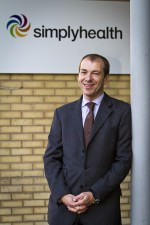 James Glover, spokesperson for Simplyhealth