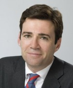 Andy Burnham, Greater Manchester Mayor