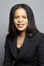 Cllr Claudia Webbe, Islington Council's Executive Member for Environment and Transport