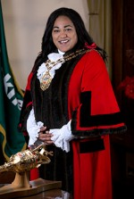 Former Speaker of Hackney, Cllr Soraya Adejare