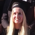 Sanne Scheffers, afgestudeerd in Business Studies, richting Marketing