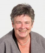 Cllr Angela Mason CBE, Cabinet Member for Children