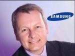 Andy Griffiths, President of Samsung Electronics UK & Ireland