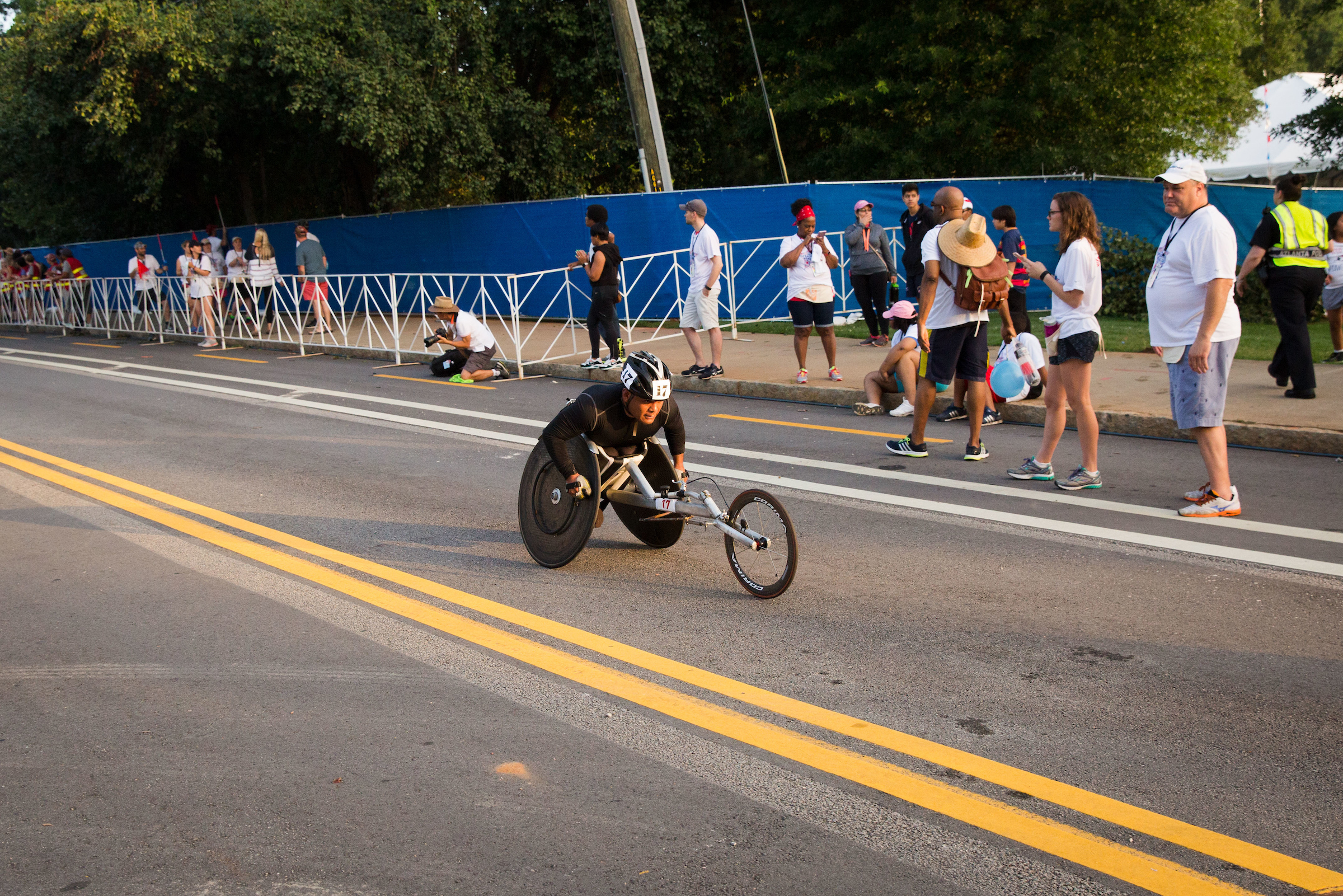 Peachtree road race results 2015 - Winners Announced For 2017 Wheelchair Division Of The Peachtree Road Race