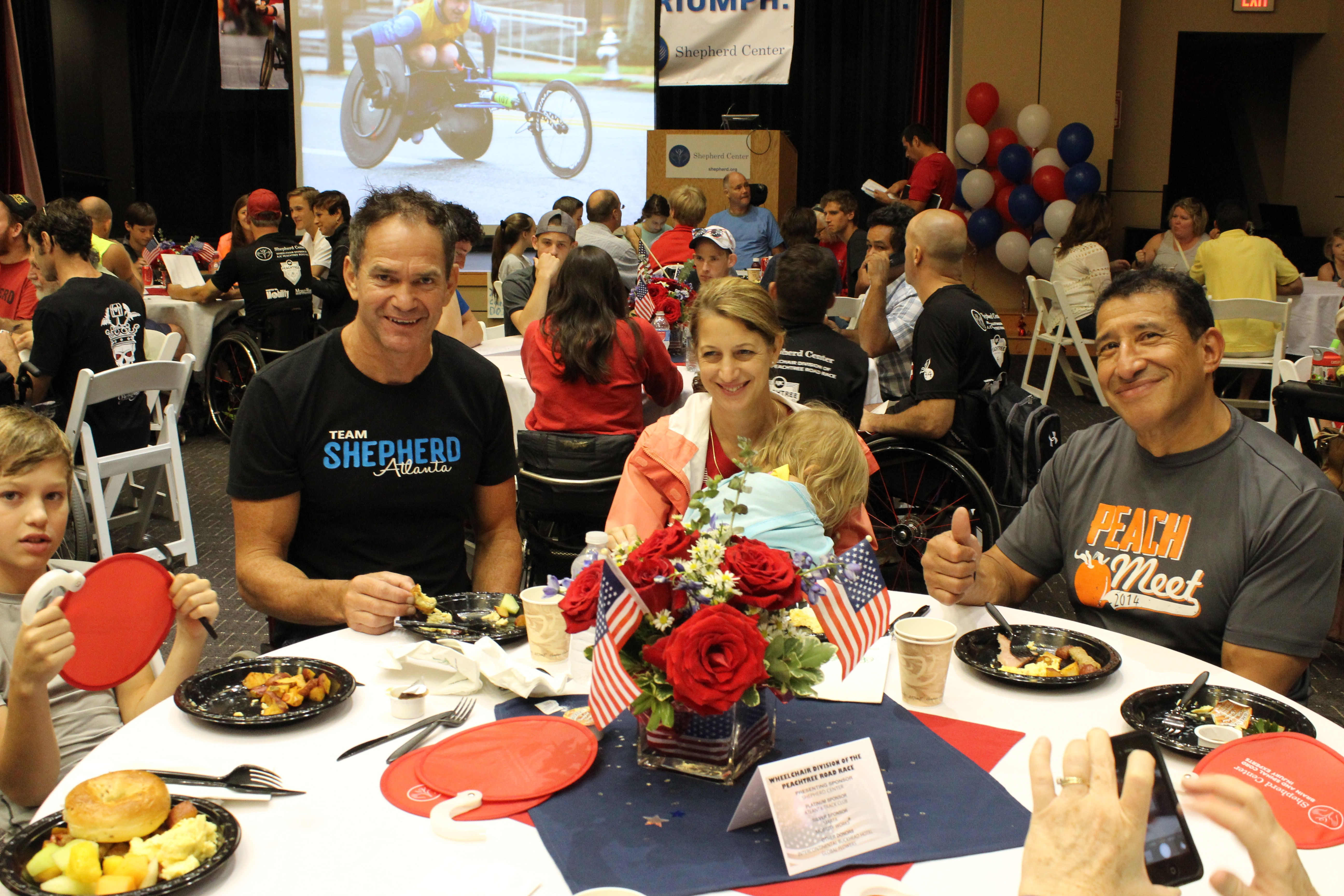 Peachtree road race results 2015 - Winners Announced For 2015 Wheelchair Division Of The Peachtree Road Race