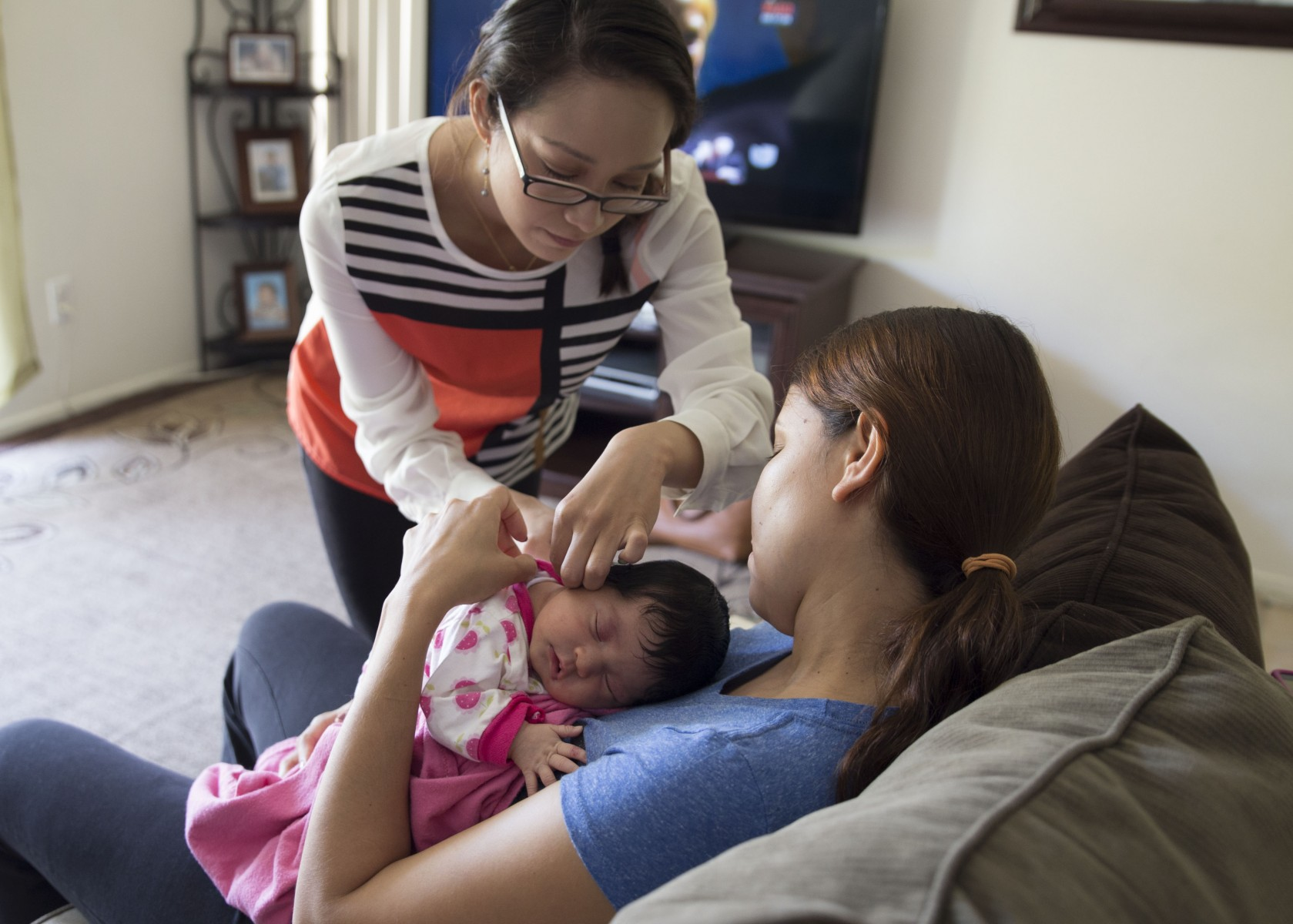 Study Examines Maternal Stress in Mexican-American Moms