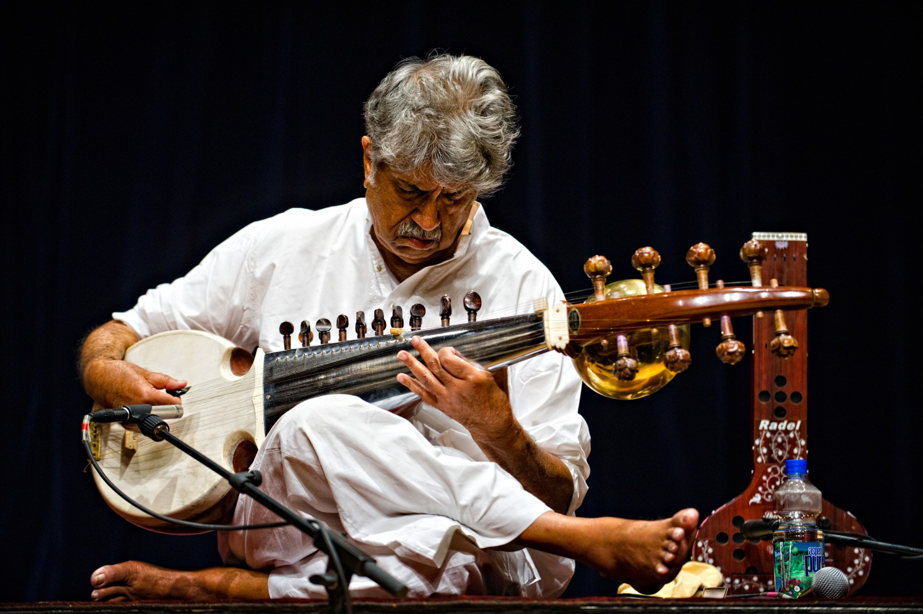 The Classical Music of India