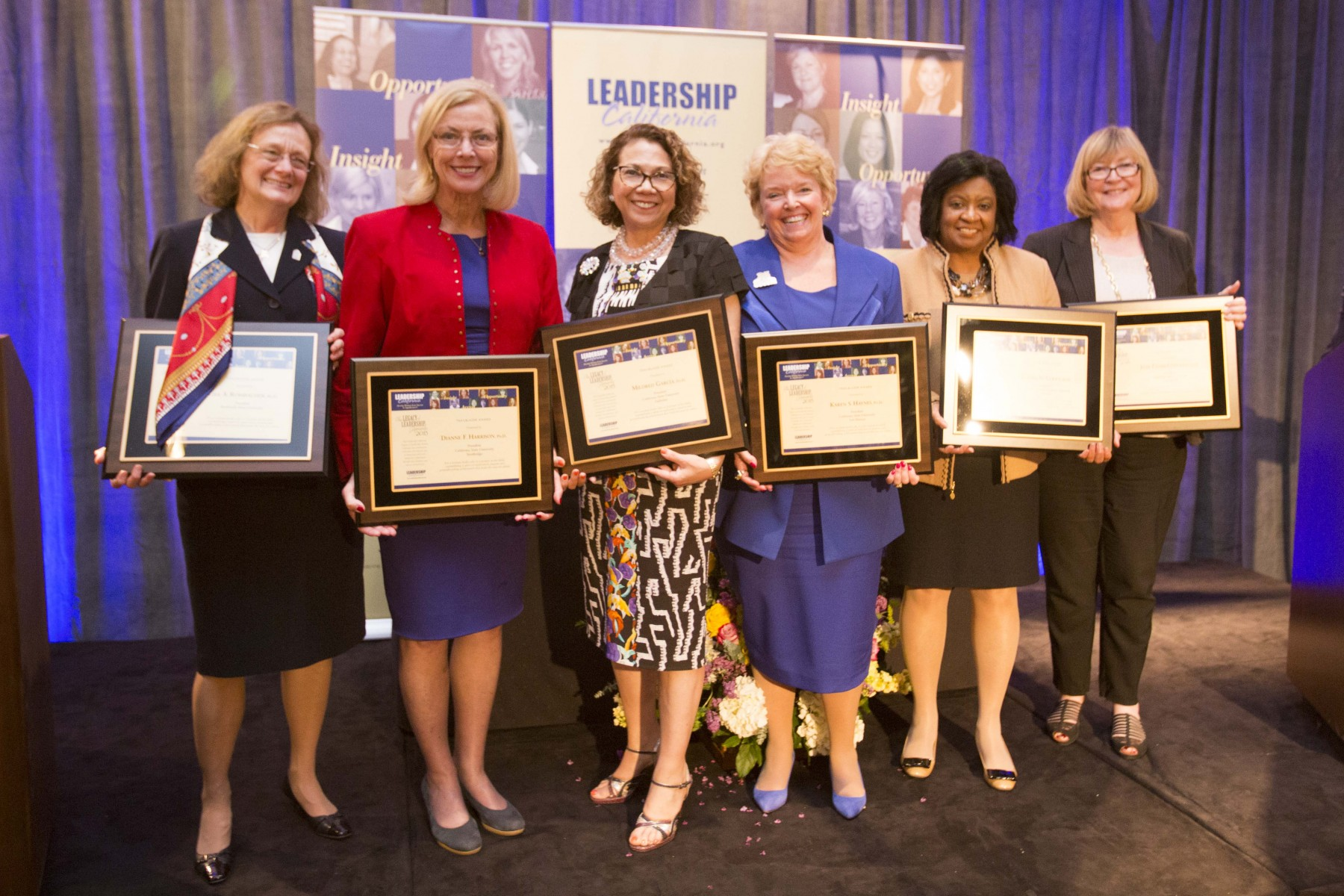 2015 Leadership California Awardees