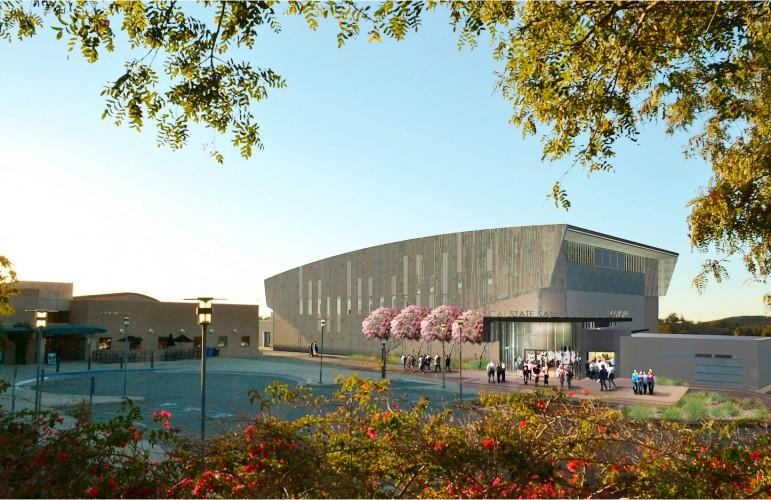 Potential Athletics Arena