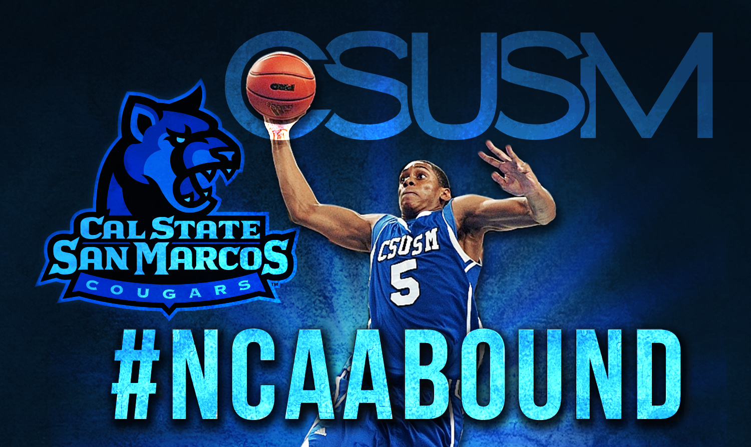 CSUSM is bound for NCAA Division II