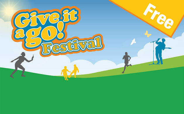 Give it a Go Festival
