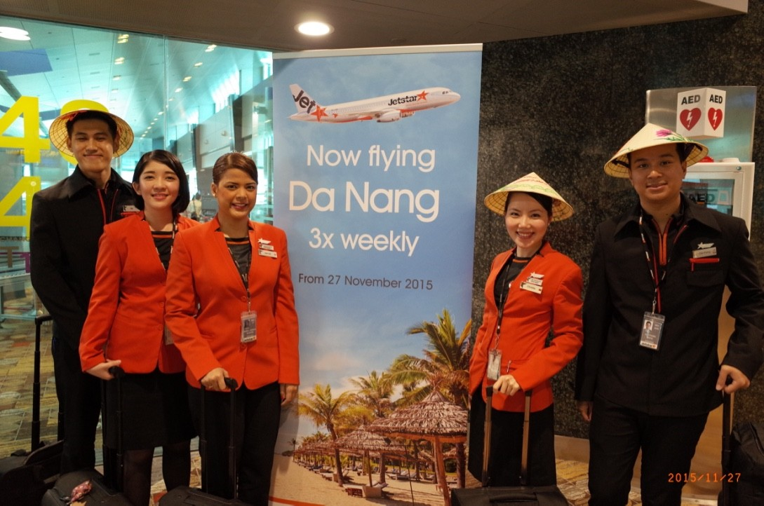 Jetstar Da Nang route launch