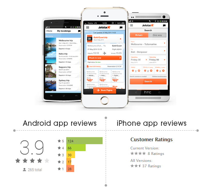 Have you checked out our iPhone and Android apps yet?
