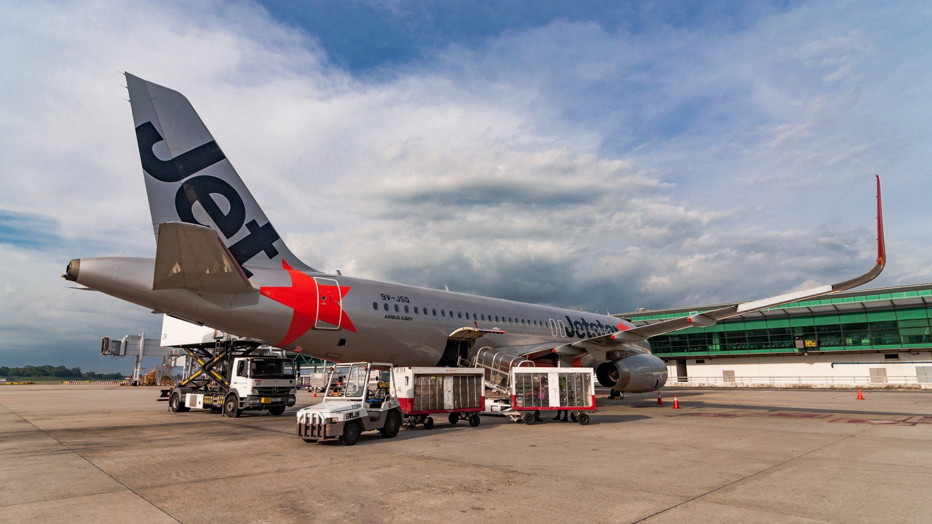 Jetstar Asia Tops Table In Punctuality