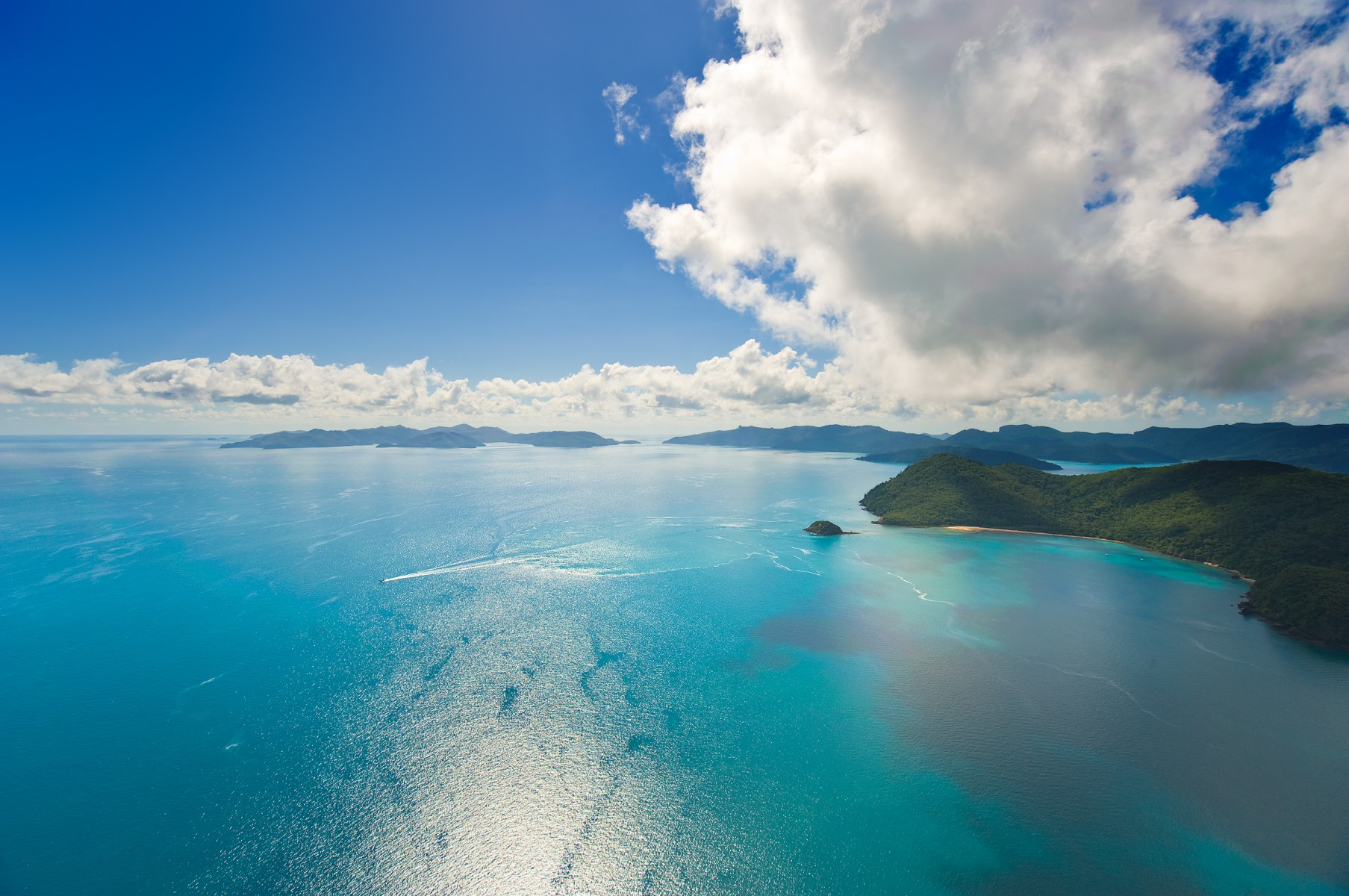 Whitsundays Coast
