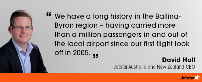 Fuelling local prosperity in partnership with Destination Byron