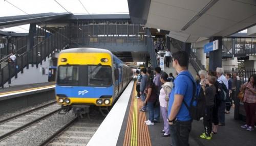 Sunshine Train Station