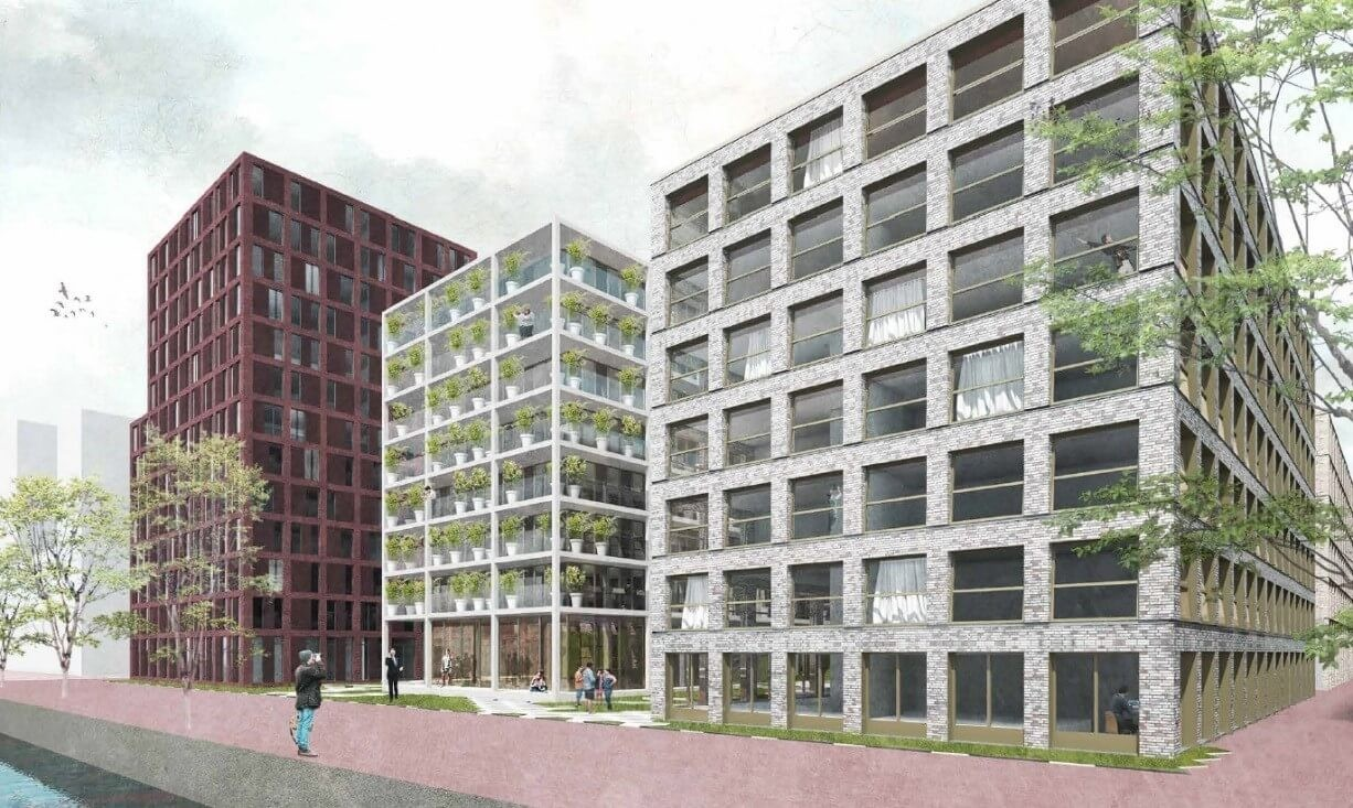 ING finances IC Netherlands to fund the construction of 5 young professional residential complexes