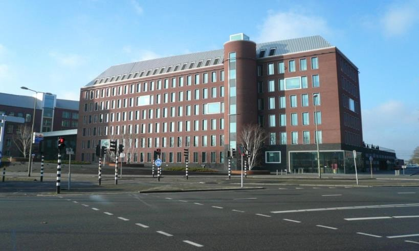 Regus Leases 1500 Sqm In The Bastion Building In S Hertogenbosch