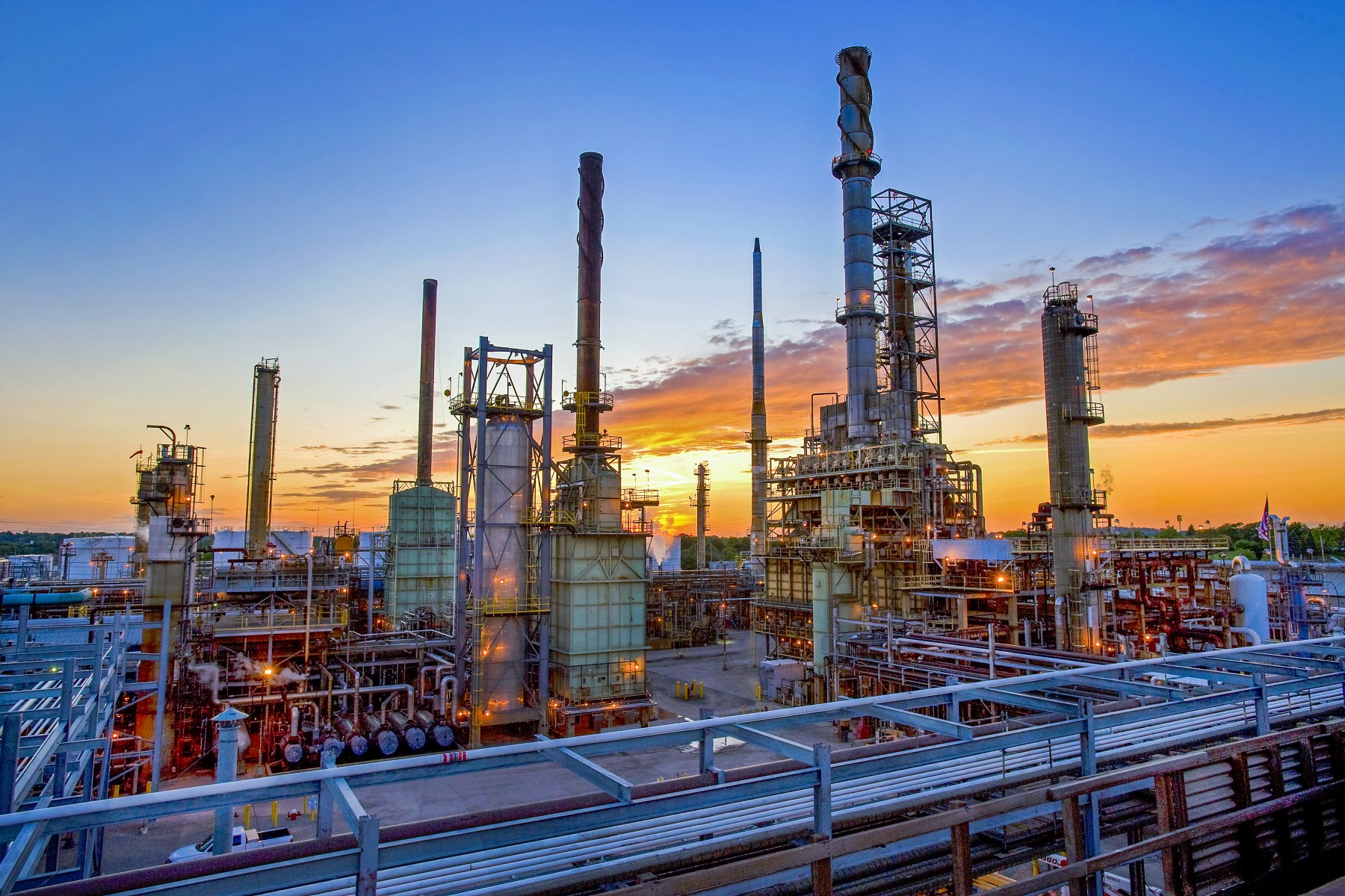MPC's refinery in Canton, Ohio, has qualified for ENERGY STAR certification every year since the program began.