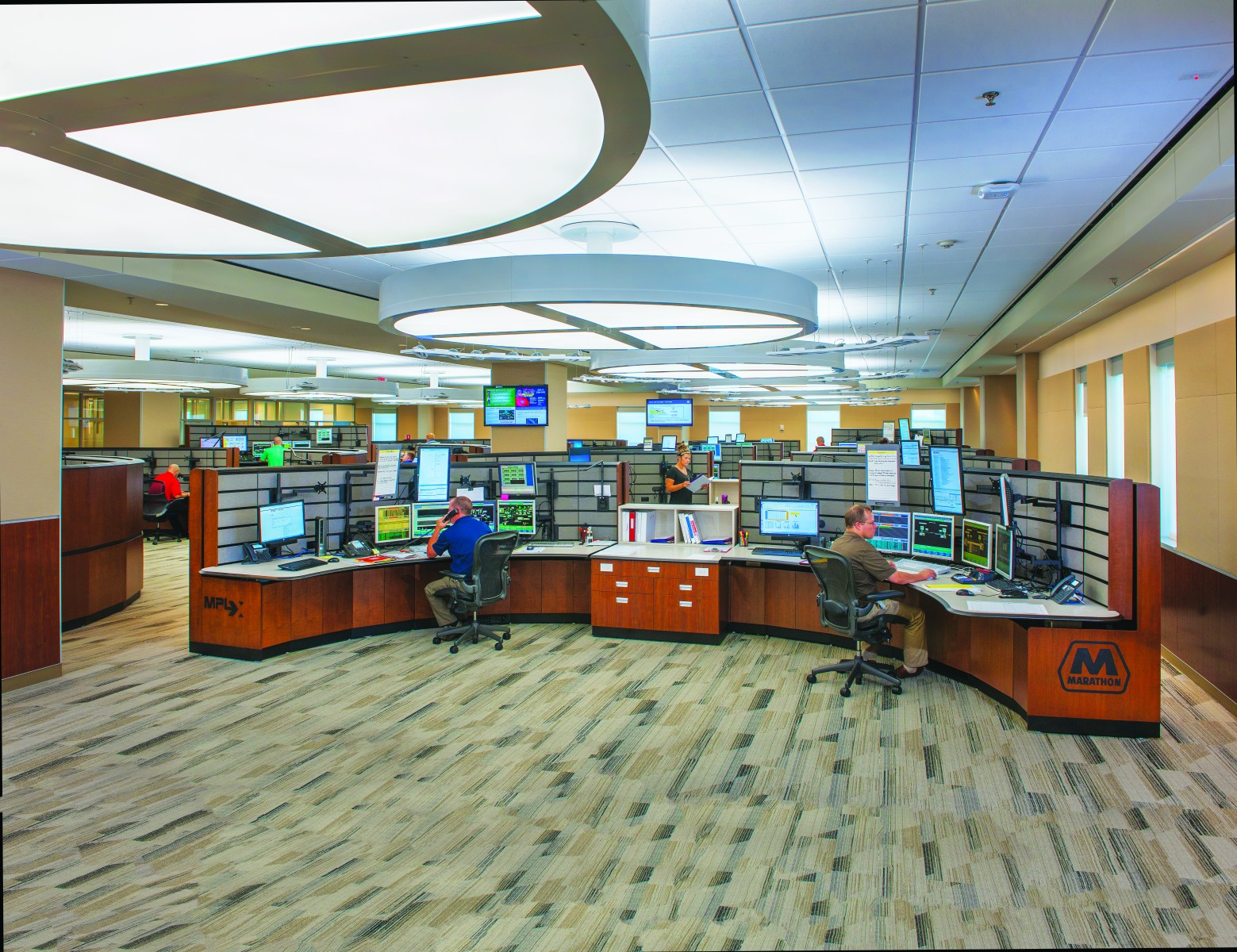 MPL's new operations center
