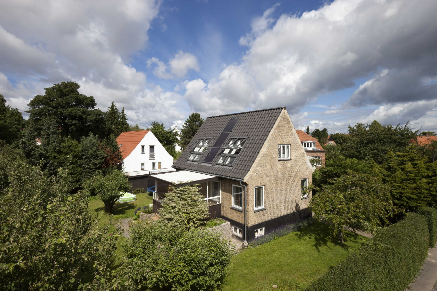 VELUX Hellerup renovation