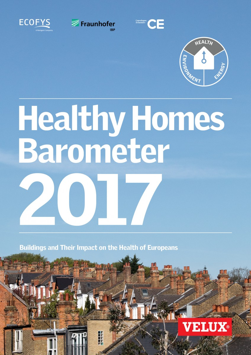 Healthy Homes Barometer 2017 Front Page
