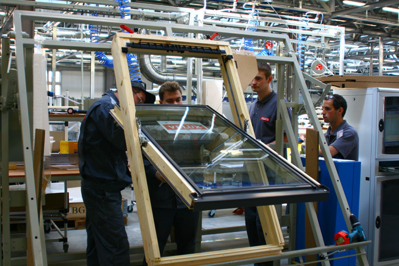VELUX new russian factory