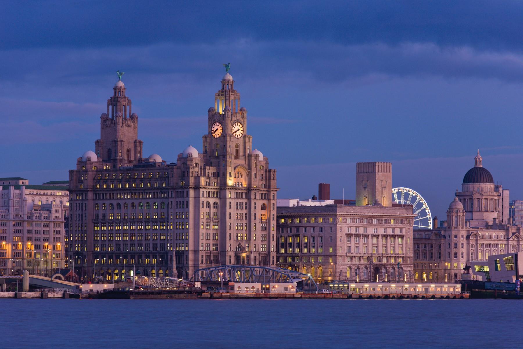Cbre Royal Liver Building Liverpool
