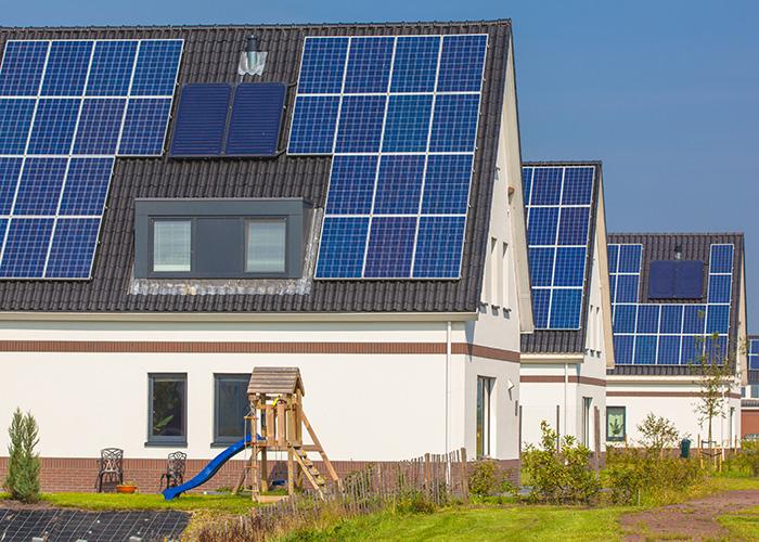 Essent helpt klanten met zonnepanelen en analoge meter aan for Vereniging eigen huis inloggen