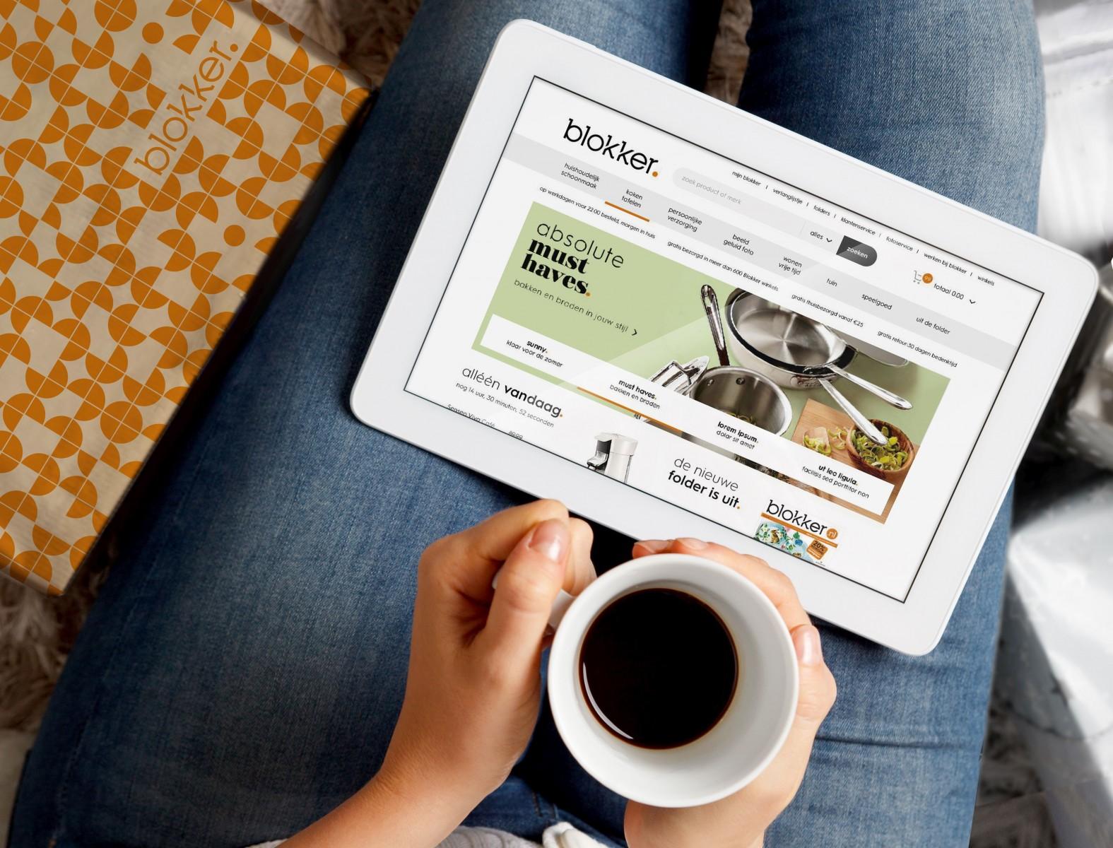 Blokker versterkt e-commerce activiteiten en online marketing
