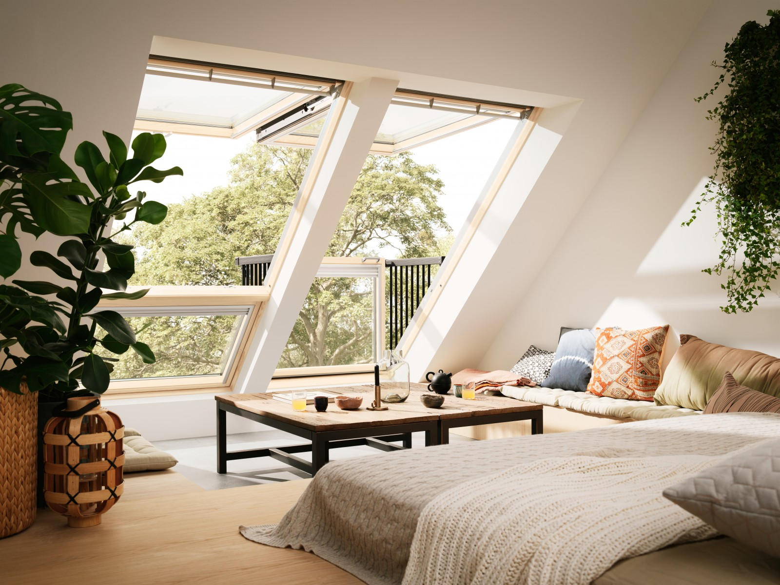 velux remporte le prix de l innovation novibat avec sa nouvelle verri re balcon cabrio. Black Bedroom Furniture Sets. Home Design Ideas