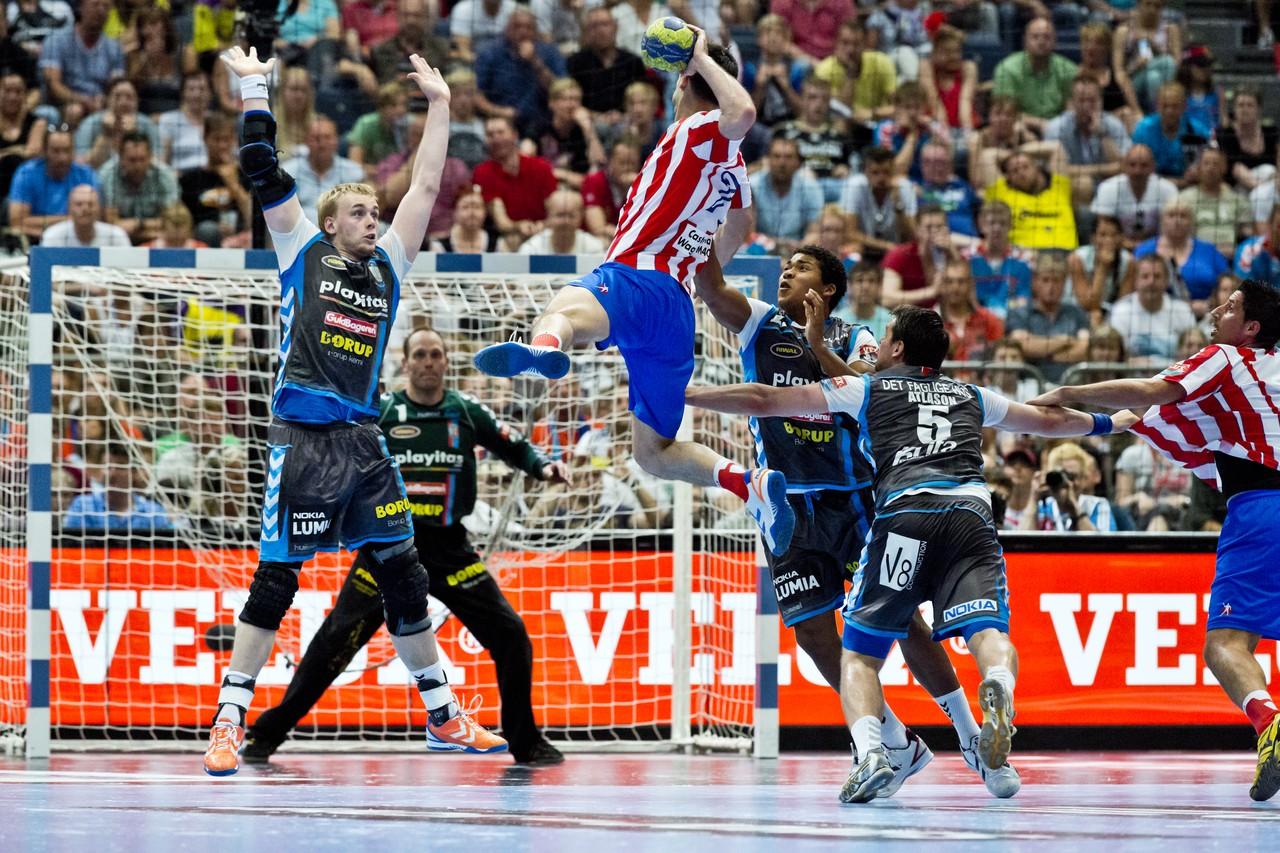 velux handball champions league