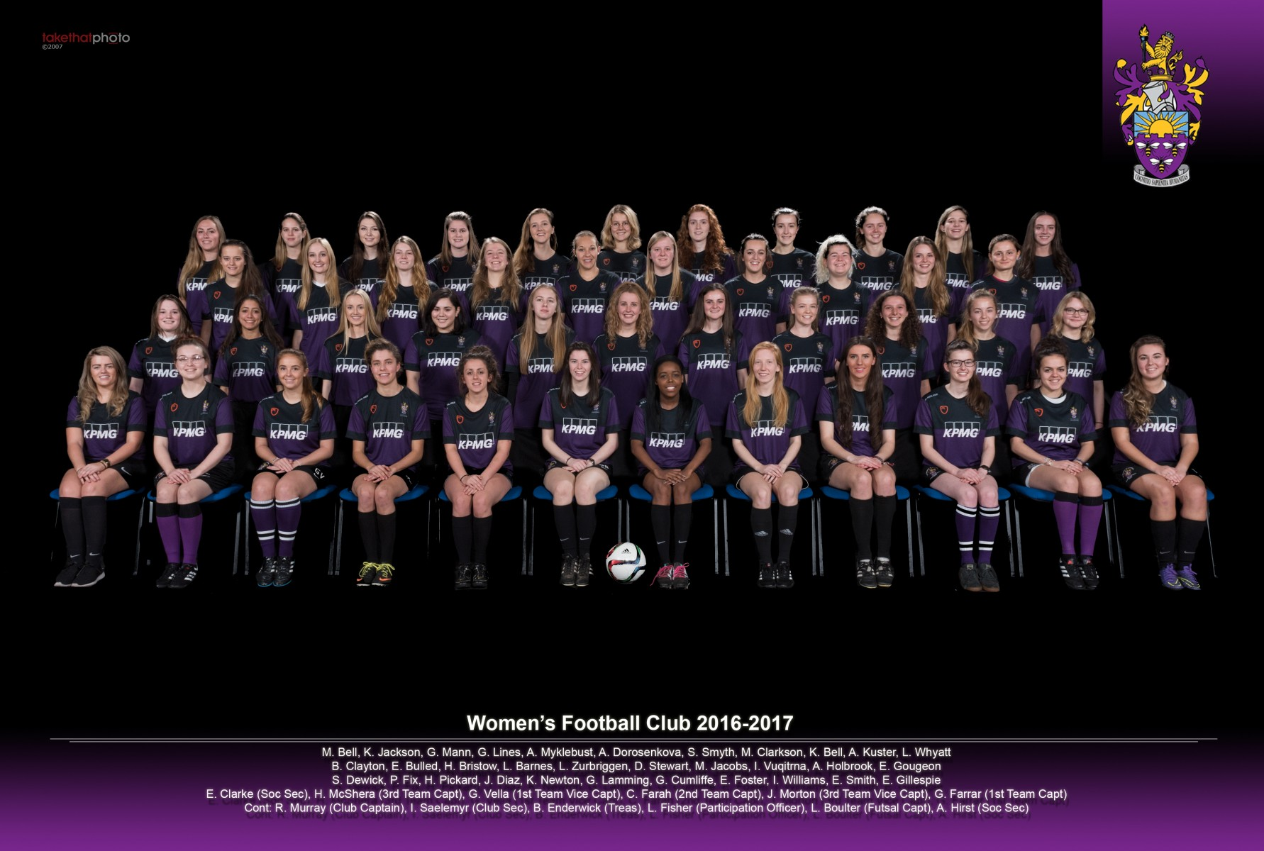 womens football club picture for james