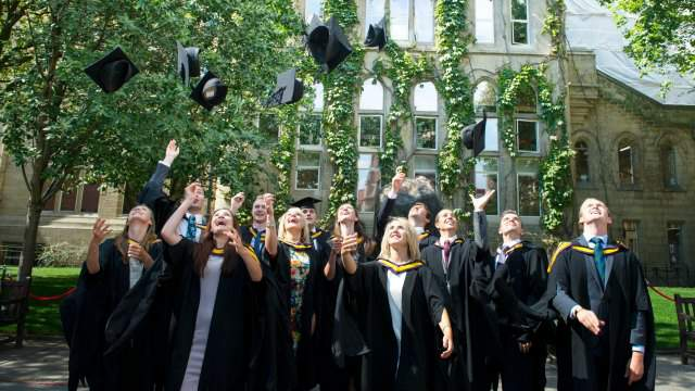 The University Of Manchester Is One Of The Best For