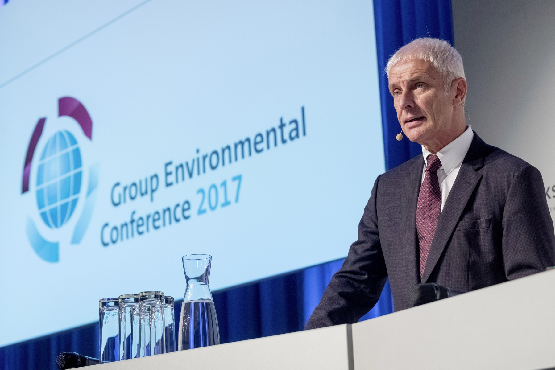 Group Environmental Conference (GEC)