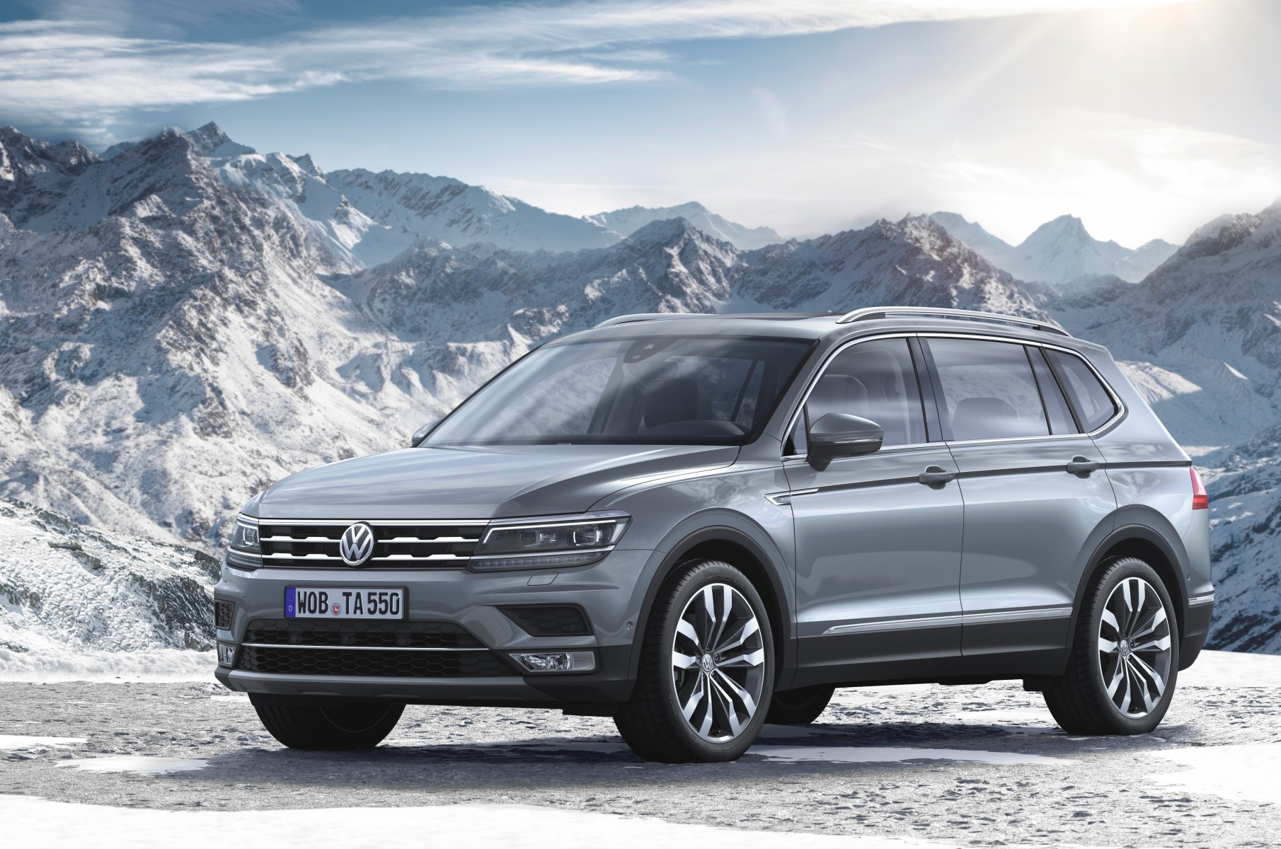 tiguan allspace de nieuwe zevenzits suv van volkswagen. Black Bedroom Furniture Sets. Home Design Ideas