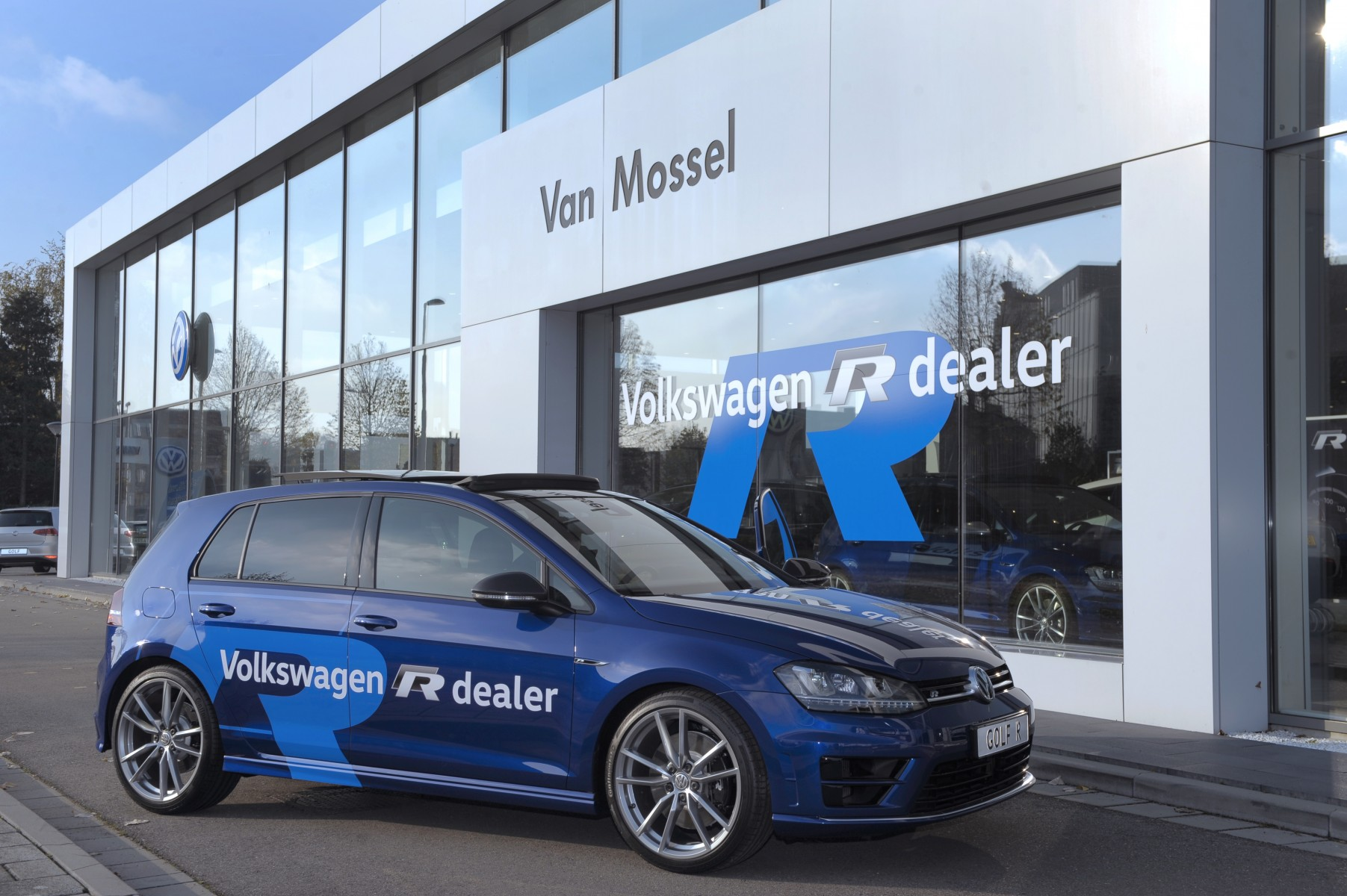 Volkswagen R-dealer
