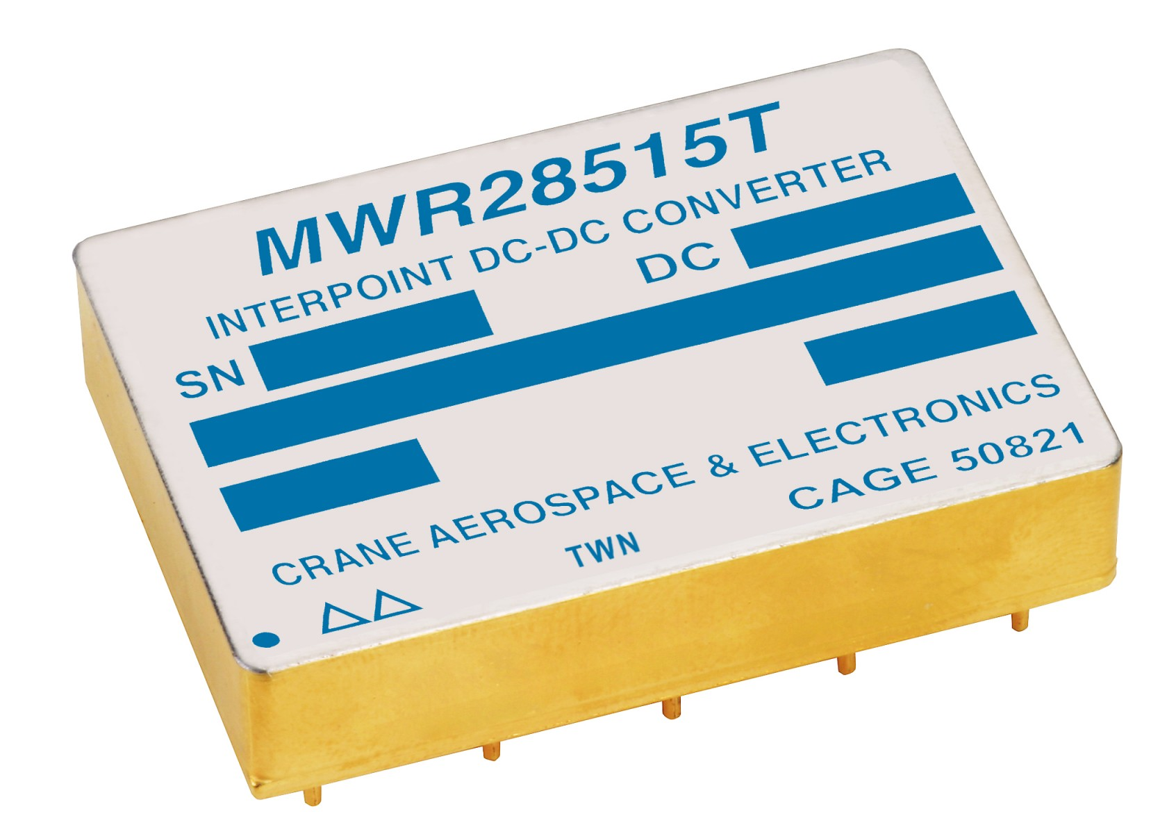 Interpoint MWR Series DC-DC Converter