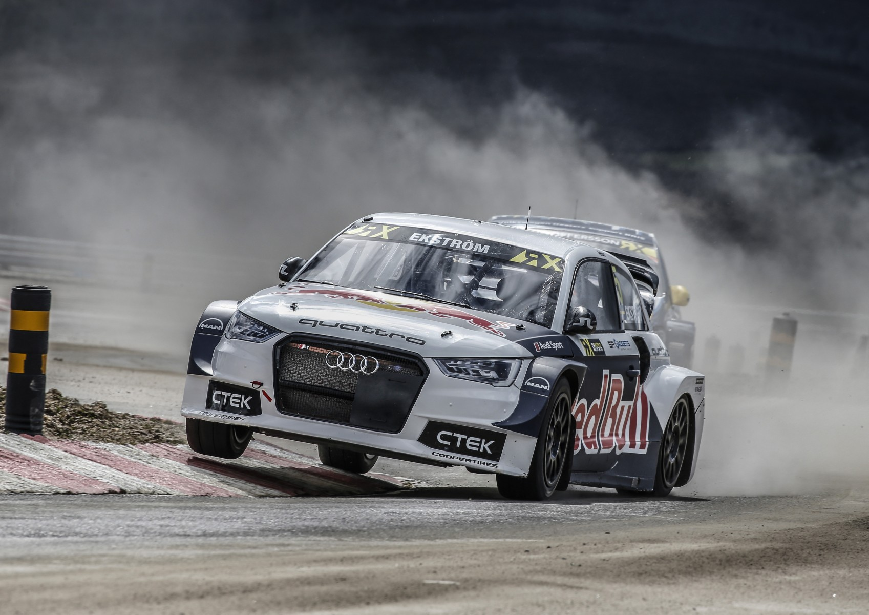Audi in World RX