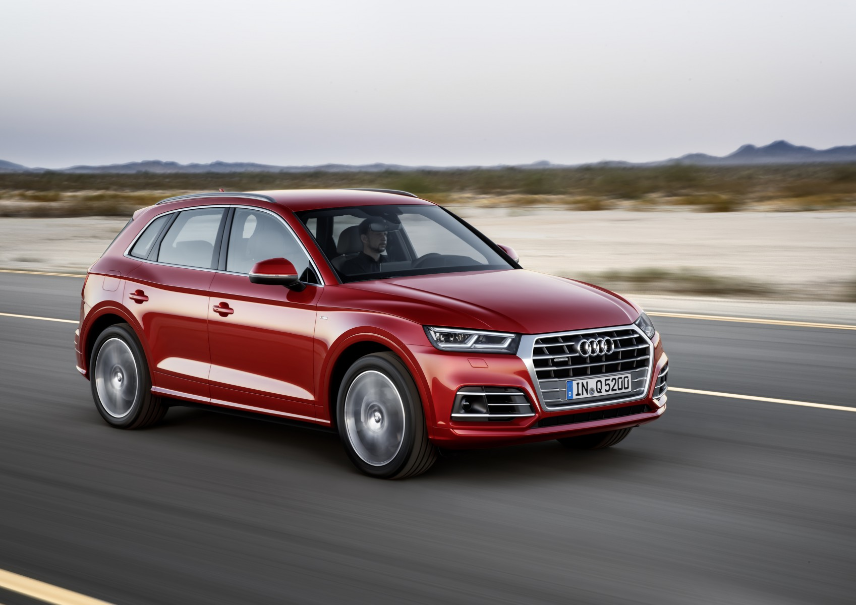 Audi Q5 Launch Edition