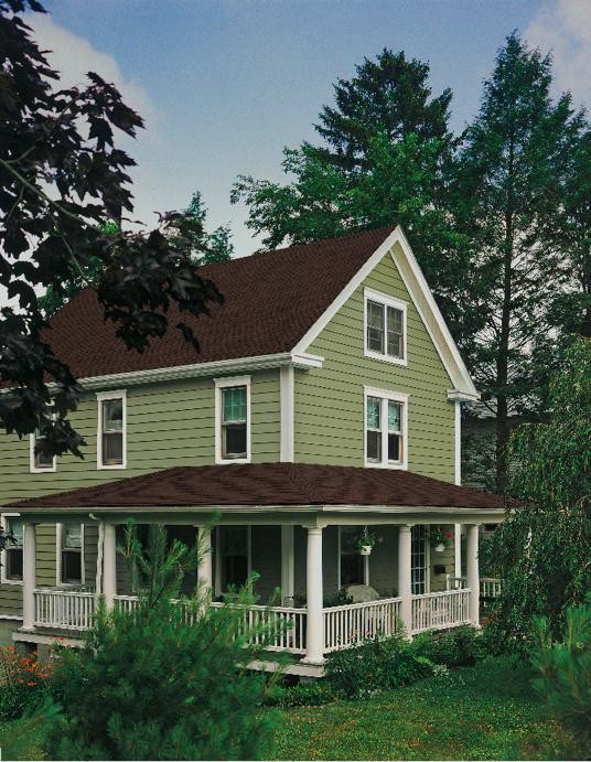 Certainteed Corporation Introduces 16 New Colors To Popular Siding Product Lines Reinforcing