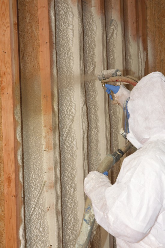 Certainteed 174 Certaspray 174 Closed Cell Spray Polyurethane Foam Insulation Approved For Use In Non
